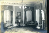 Interior view of parlor of the Bonnie Brae residence, Nashville, Tennessee, n.d.