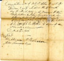 Original wills, Allen, Robert, 1815 May 25