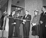 Cokesbury Book Store opening in downtown Nashville,1958 March