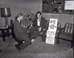 Pat Boone, King of Fire Prevention Week, 1953 October