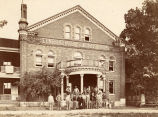 Photograph of The Confederate Soldiers Home, Hermitage, Tennessee, circa 1910
