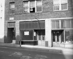 Hooberry's Book Store, Country Kitchen and Clifton Apartments, Nashville, Tennessee, circa 1950
