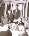 Senator John F. Kennedy in Nashville, 1959 March 02