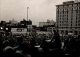Richard Nixon visits Nashville during campaign, 1952 September 27
