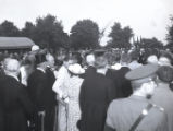 President Franklin D. Roosevelt in Nashville for funeral of Joseph W. Byrns, 1936 June
