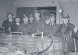 Still raided by Federal Alcohol Tax Unit Officers, Nashville, Tennessee, 1941 July