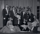 Delta Gamma Beta Dance at Belle Meade Country Club, 1957 October 25