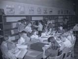 Nashville's Schools teach democratic principles and prepare to defend them, 1941 April 18