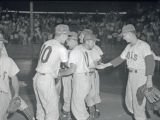 Nashville Vols versus Little Rock Travelers at Sulphur Dell, 1957 June 30