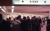 Metropolitan Nashville Airport check-in counter, 1967 November