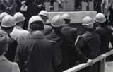 First American National Bank ground breaking for new center in downtown Nashville, 1971 May