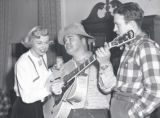 Bob Hope and Doris Day entertainment event in Nashville, Tennessee, 1949 January 16