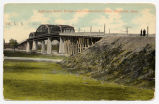 Jefferson Street Bridge over Cumberland River, Nashville, Tenn., circa 1911