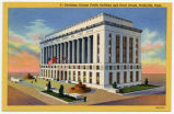 Davidson County Public Building and Court House, Nashville, Tenn., between 1937 and 1956