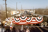 Woodland Street Bridge dedication, Nashville, Tennessee, circa 1966 December