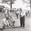 Opening day at Harpeth Hills Golf Course, Nashville, Tennessee, 1965