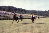 Iroquois Steeplechase at Percy Warner Park, Nashville, Tennessee, 1962 June 05
