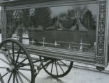 A horse drawn vehicle of Middle, Tennessee, n.d.