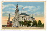 Post Office and Custom House, Nashville, 1916