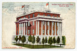 Davidson County new court house, Nashville, Tenn., 1910