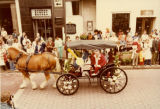 Easter Parade in downtown Nashville, Tennessee, 1979