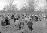 Easter Egg Hunt at the Colemere Club, Nashville, Tennessee, 1958 April 05