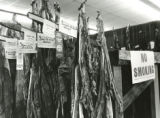 Tobacco exhibit at the Tennessee State Fair, Nashville, Tennessee, 1975 September
