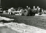 Tractor pulling at the Tennessee State Fair, Nashville, Tennessee, 1975 September