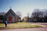 All Saints Church, 2001 April 01