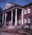 Harding Hall at Lipscomb University, Nashville, Tennessee, 1981 April
