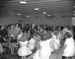 Norman Binkley Elementary School, Nashville, Tennessee, 1961 April 09