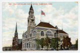 Post Office and Custom House. Nashville, Tenn., 1907