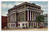 Davidson County Court House, Nashville, Tenn., between 1910 and 1915