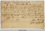 Marriage Bond 1789