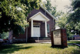 Blakemore Primitive Baptist Church, 2001 May