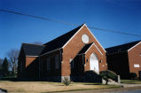 Clark Memorial Methodist Church, 2001 October