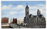 Union Station, Nashville, Tenn., circa 1940