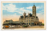 Union Station, Nashville, circa 1920