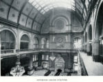 Glimpses of Nashville, Tennessee: Interior of Union Station
