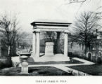 Glimpses of Nashville, Tennessee: Tomb of James K. Polk