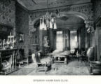 Glimpses of Nashville, Tennessee: Interior Hermitage Club