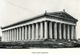 Glimpses of Nashville, Tennessee: The Parthenon