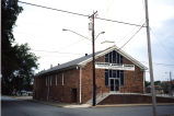 Ebenezer Missionary Baptist Church, 2001 May