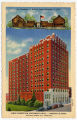 James Robertson Apartment Hotel, Nashville Tenn., circa 1940