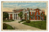 Industrial Arts building, Peabody College, Nashville, circa 1916