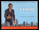 Annual Report for Nineteen Hundred Fifty Seven, Third National Bank, Nashville, Tennessee, 1957