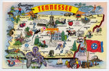 Greetings from Tennessee, circa 1969
