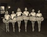 "Dance recital number ""Glinda's Girl Army,"" presented for the Drought-Relief Fund, 1931..."