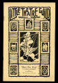 "Program for ""Meet The Wife,"" a play presented by The Little Theatre Guild, 1928 May"