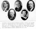 Founders of Life and Casualty Insurance Company, Nashville, Tennessee, n.d.